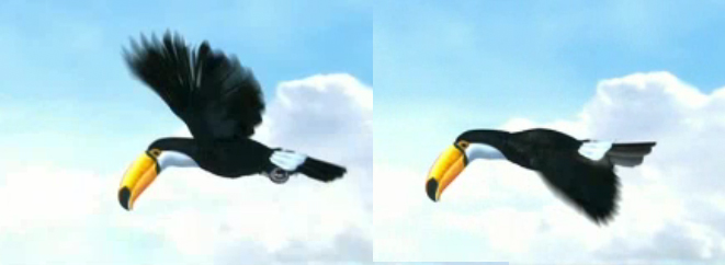 How To Make Birds Fly Good